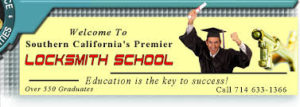 Locksmith Education